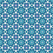 Innovative geometric pattern