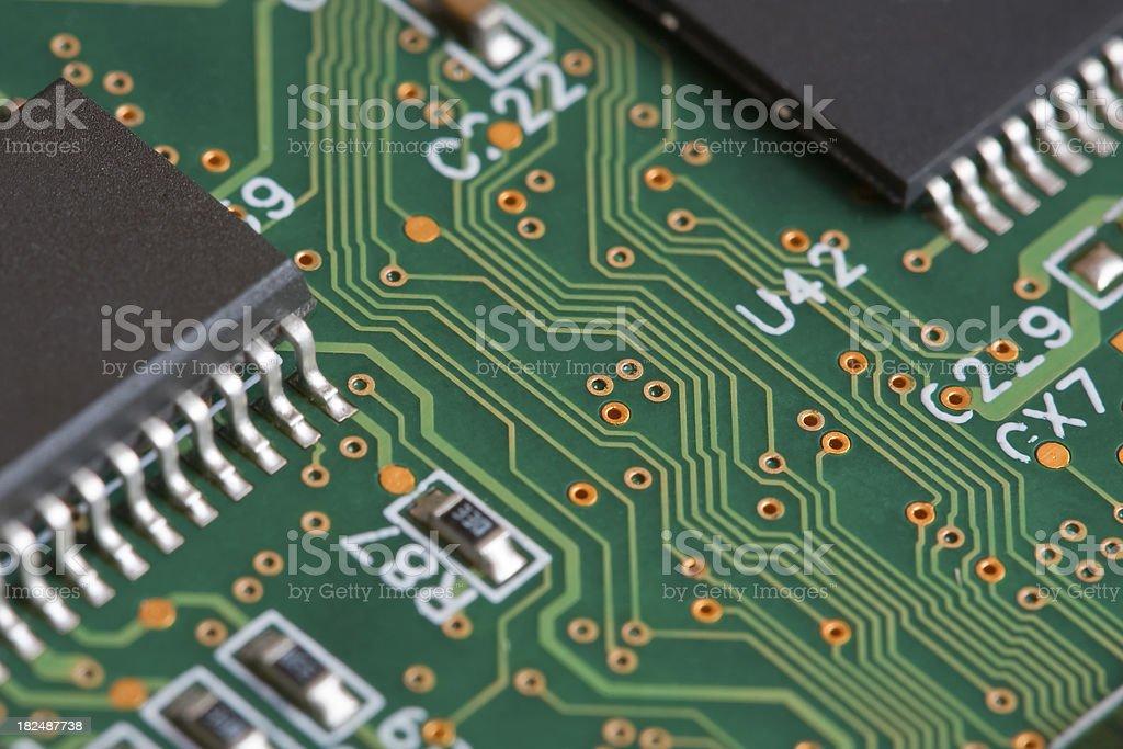 Innovative Technology royalty-free stock photo