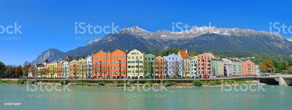 Innsbruck stock photo