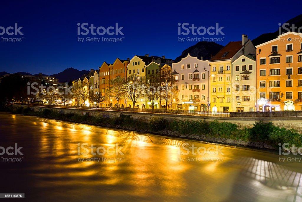 Innsbruck, Tirol, Austria stock photo