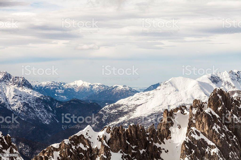 Innsbruck, Tyrol, Austria royalty-free stock photo