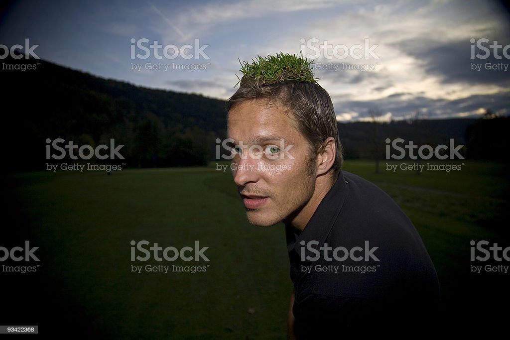 insane golf iroquois stock photo