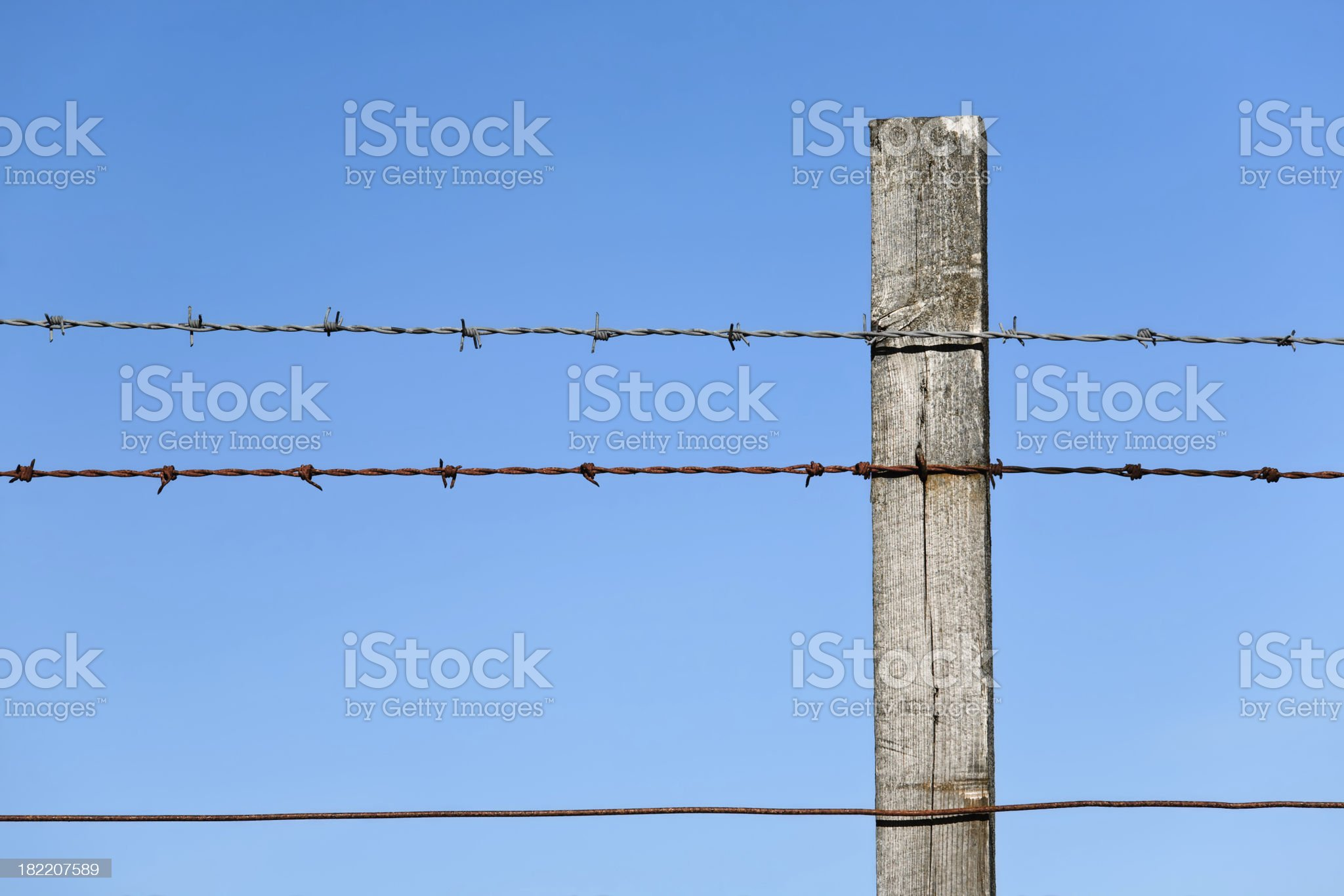 Inside and outside royalty-free stock photo