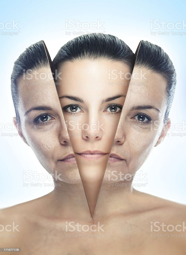 Inside Beauty stock photo