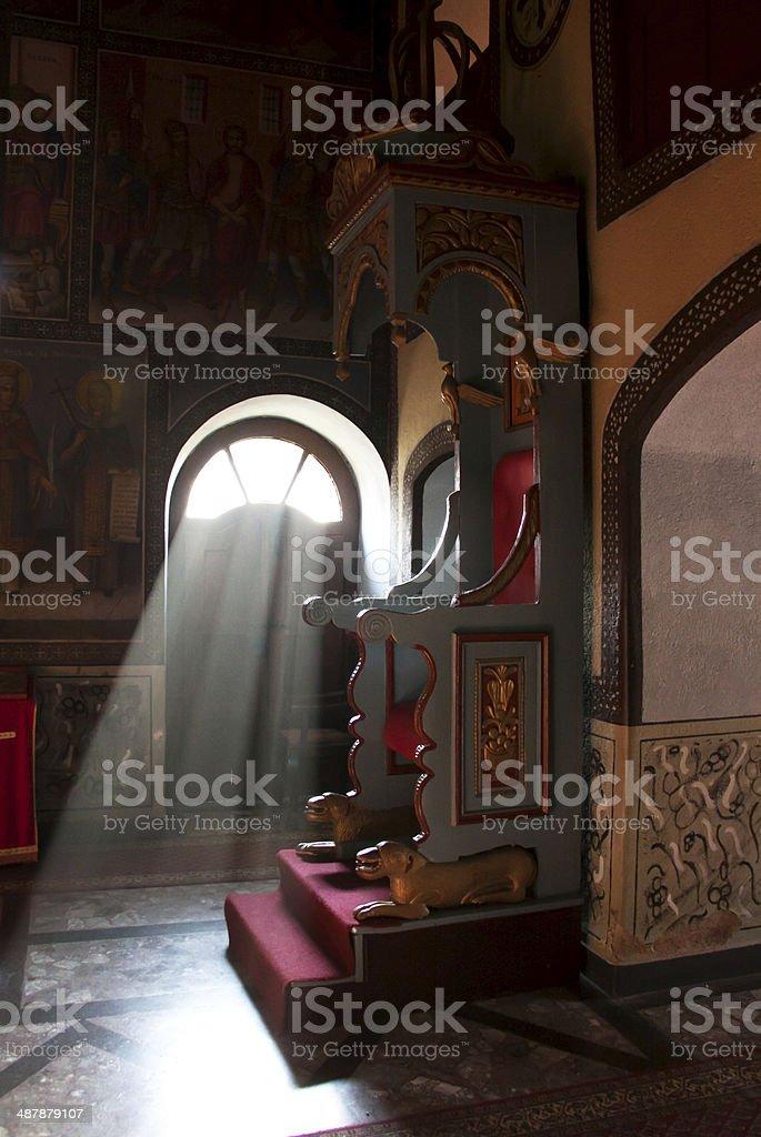 内側の教会 ロイヤリティフリーストックフォト