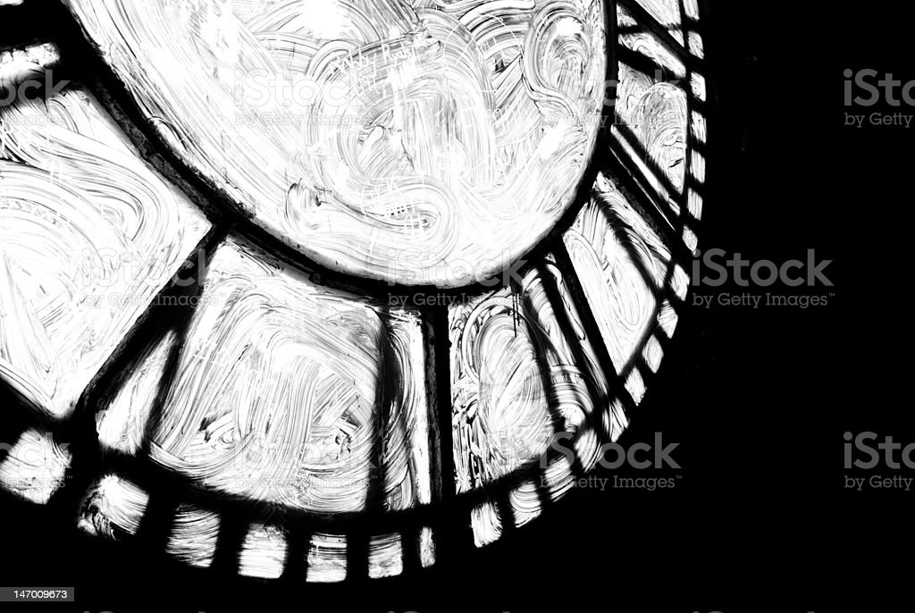 Inside the Clock Tower VII royalty-free stock photo