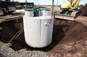 Installation of Septic System