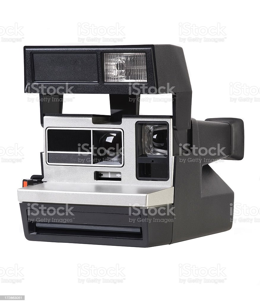 Instant Camera royalty-free stock photo