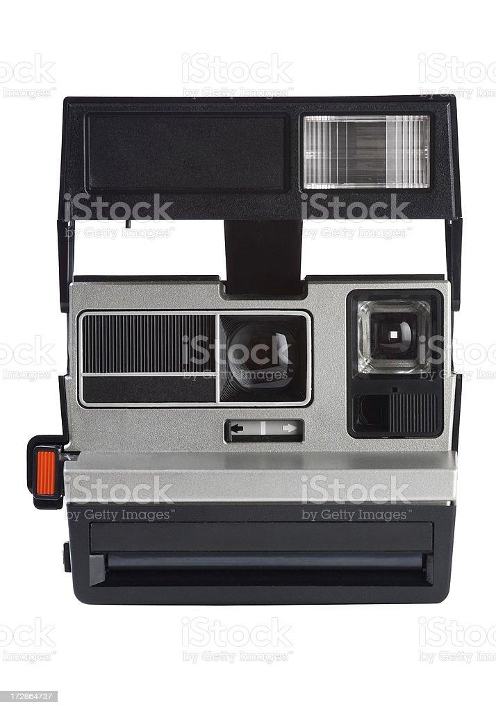 Instant Camera royalty-free stock photo