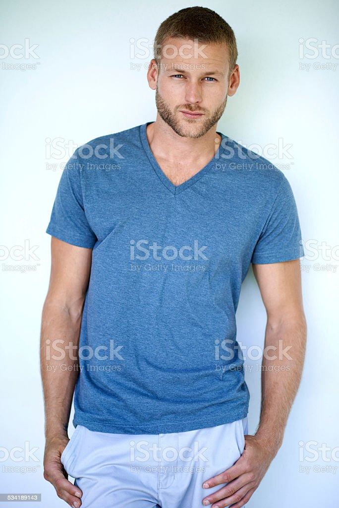 Instinctively stylish stock photo
