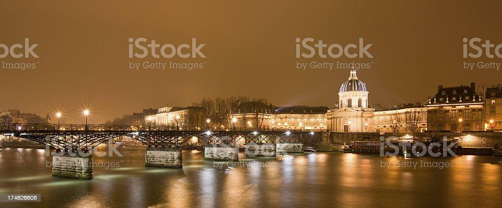 L'Institut de France Paris stock photo