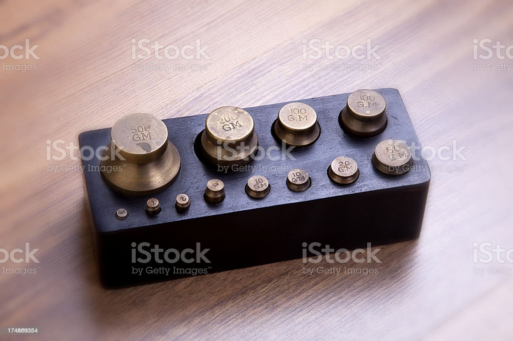 instrument of measurement royalty-free stock photo