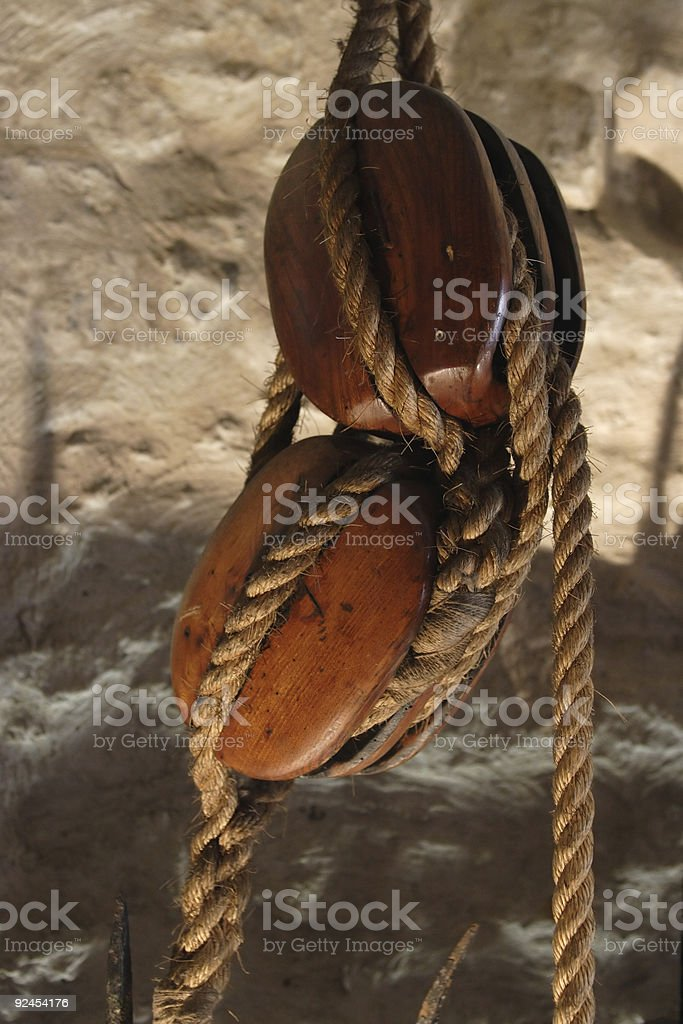 Instrument Of Torture royalty-free stock photo