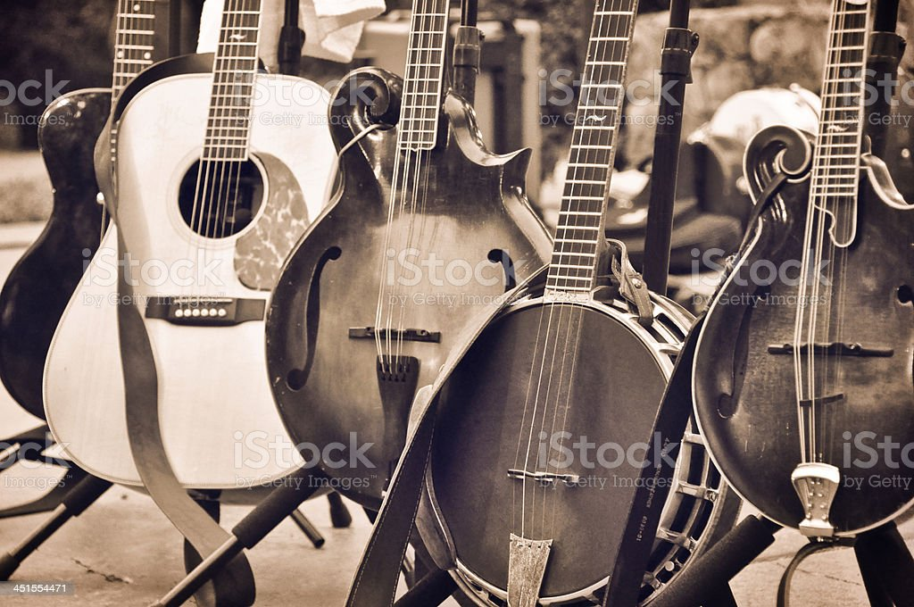 Instruments Are Ready stock photo