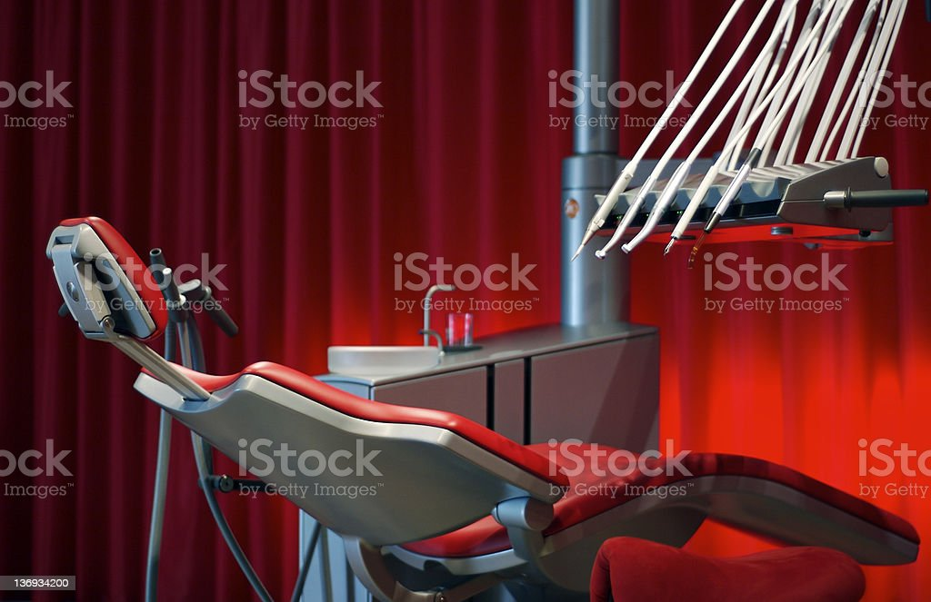 Instruments of Torture stock photo