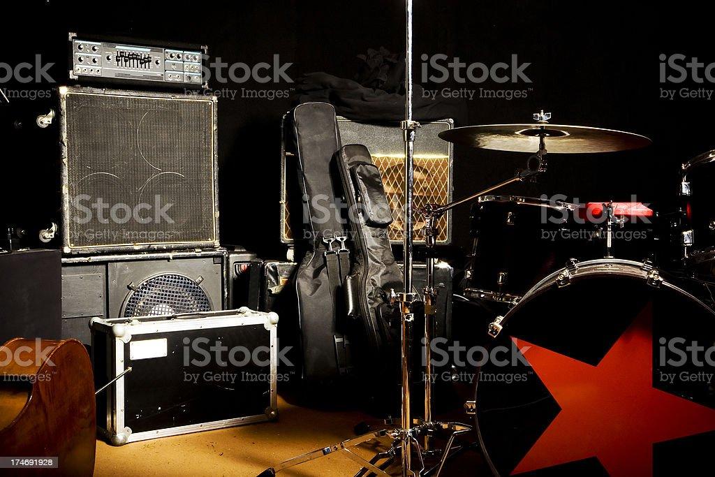 Instruments royalty-free stock photo