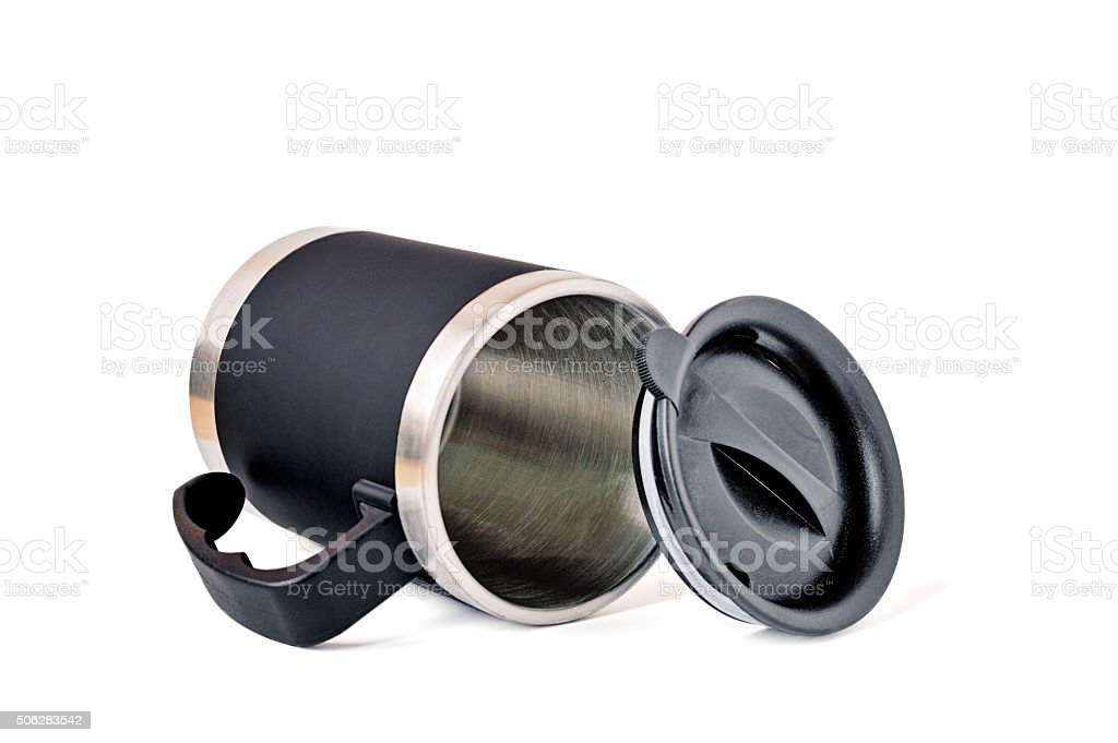 Insulated Cup stock photo