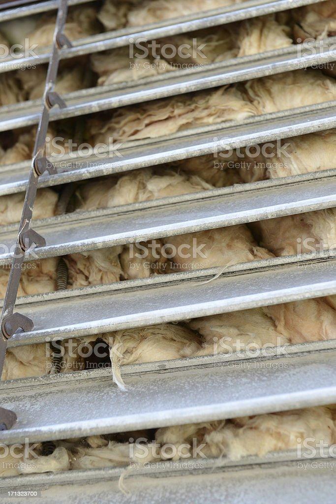 Insulation stock photo
