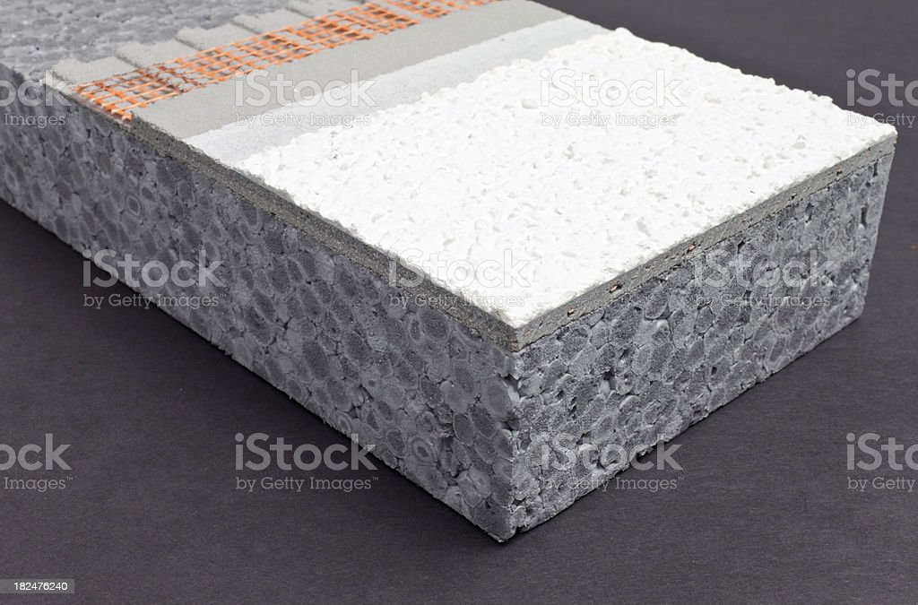 Insulation stock photo