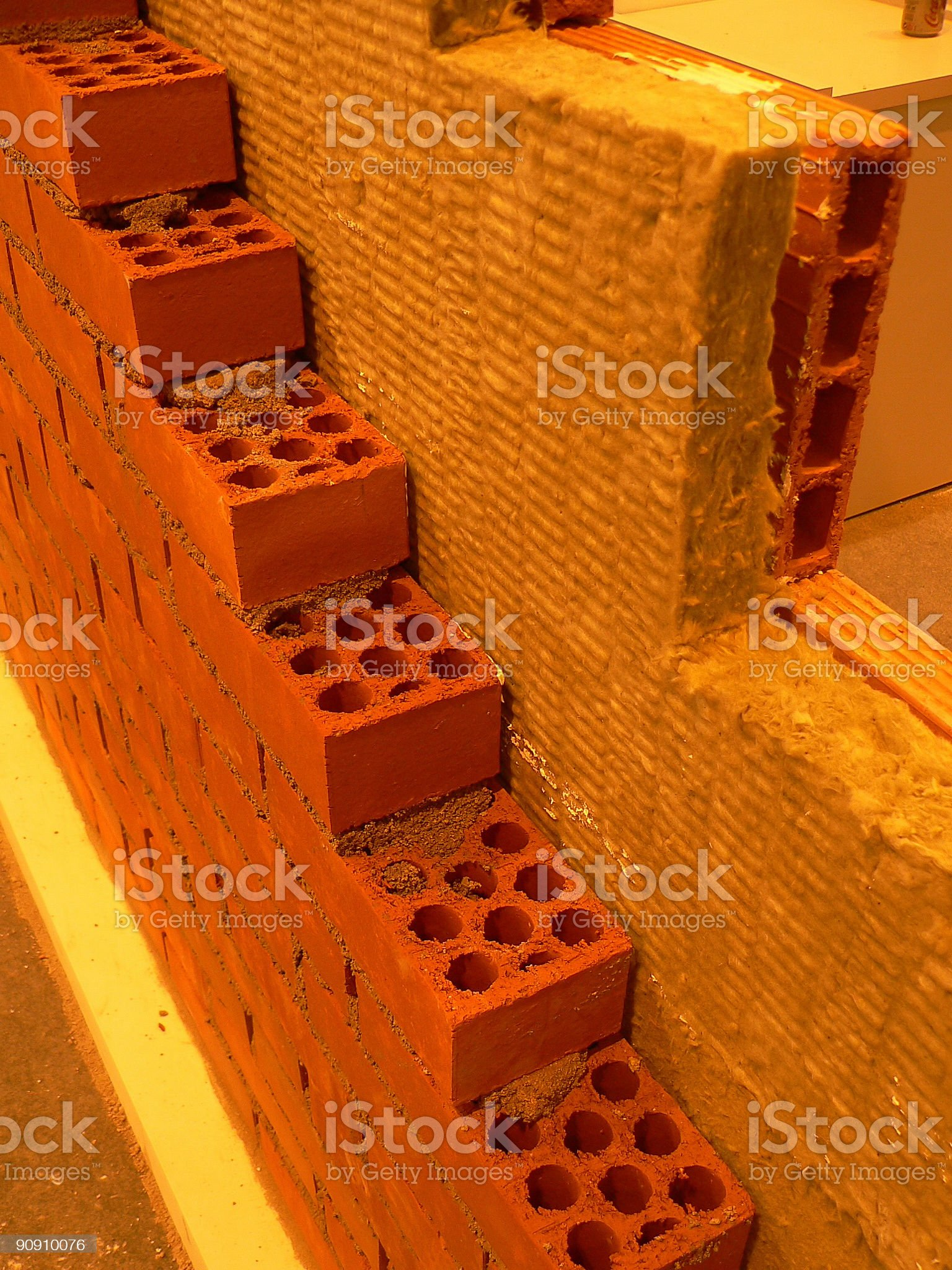 insulation royalty-free stock photo