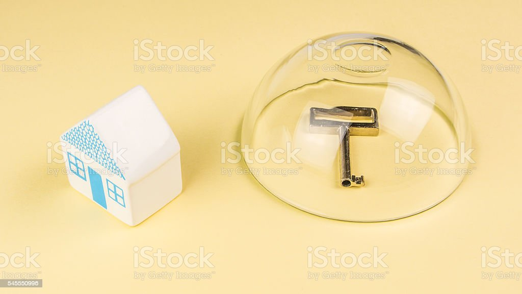 insurance preferences of your house stock photo