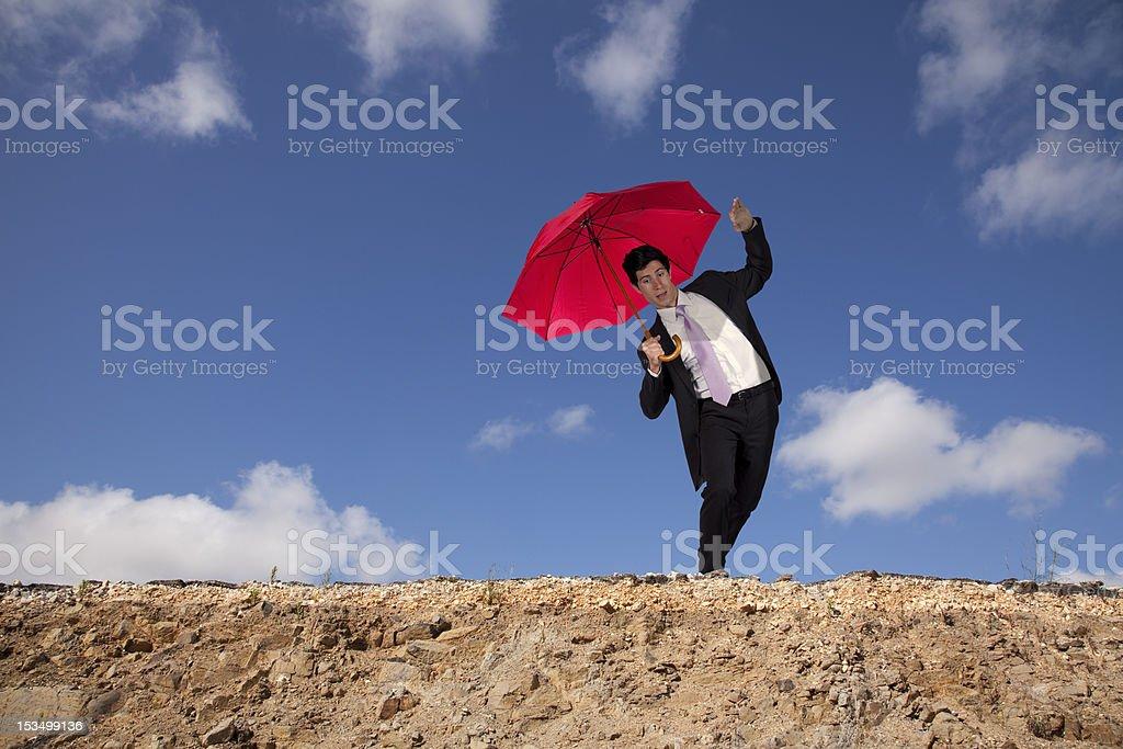 Insurance Risk royalty-free stock photo