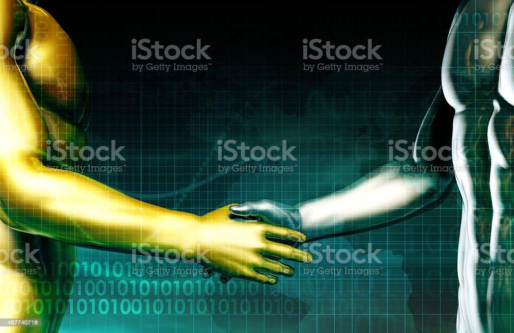 Integration stock photo