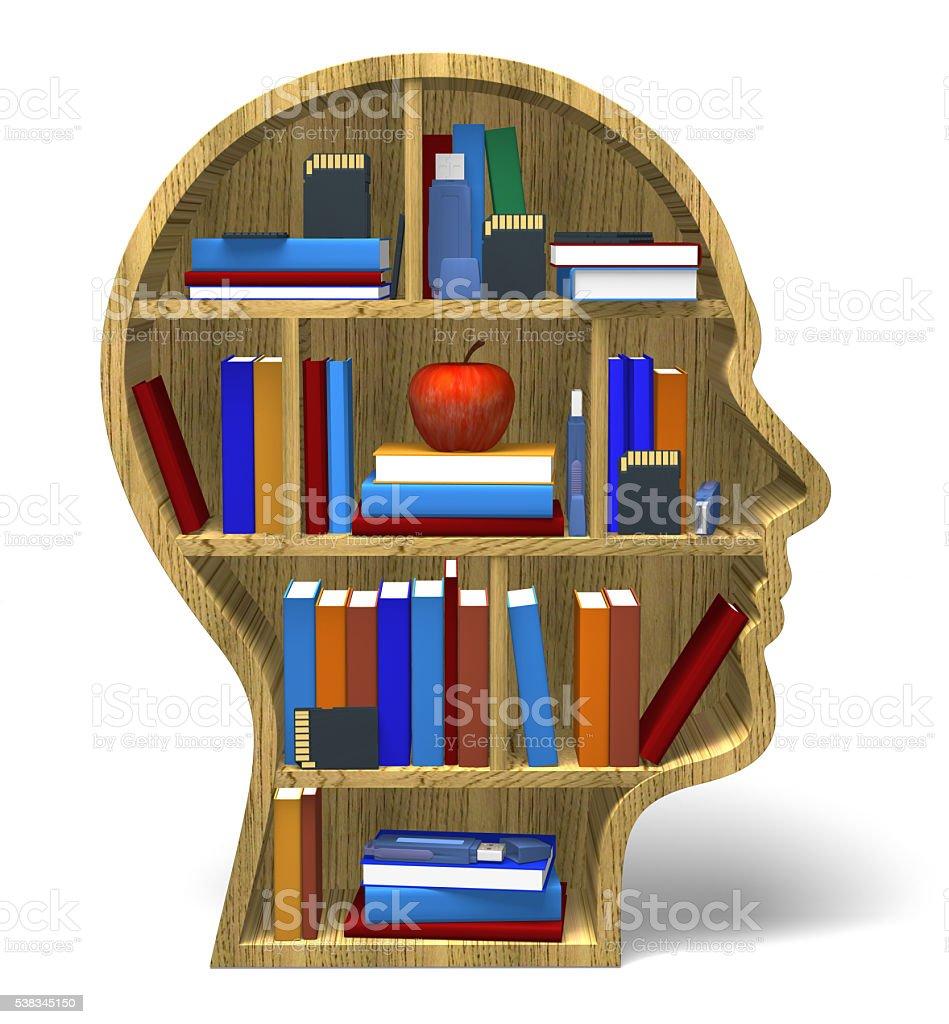 Intelligence stock photo