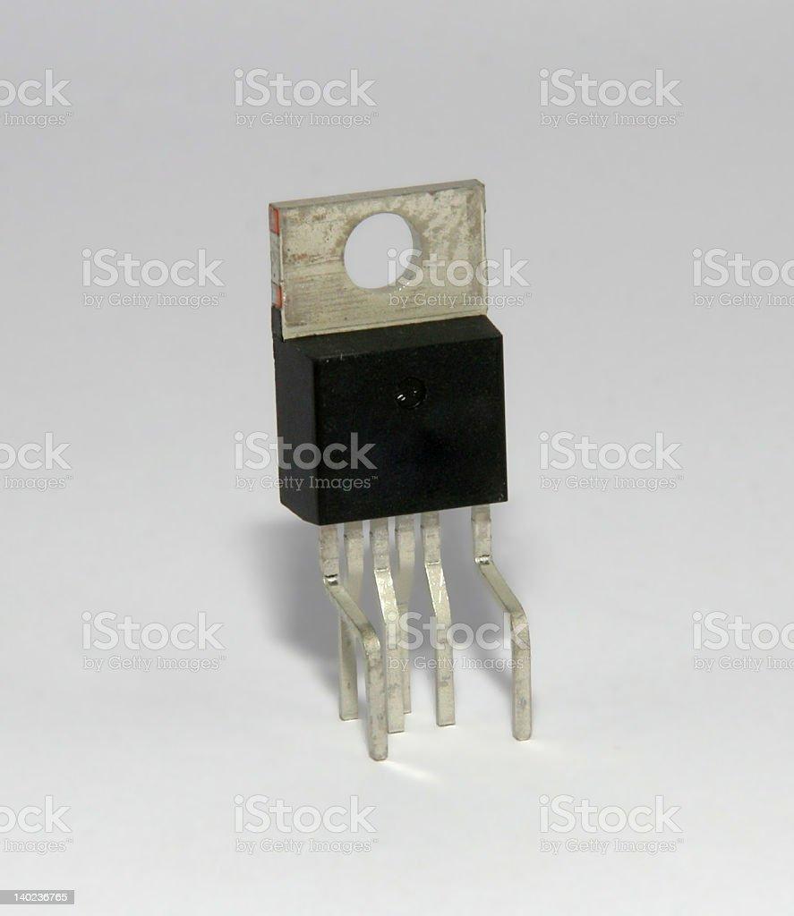 intelligent switch stock photo