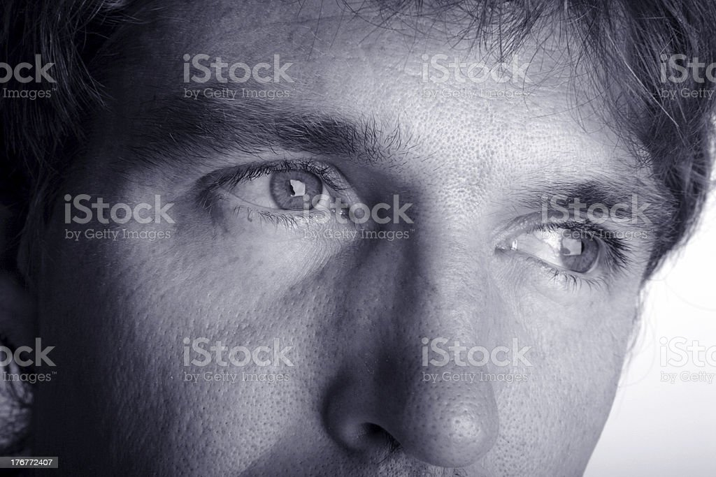 Intensity royalty-free stock photo