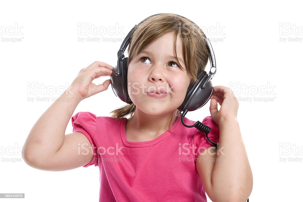 Interesting Sounds stock photo
