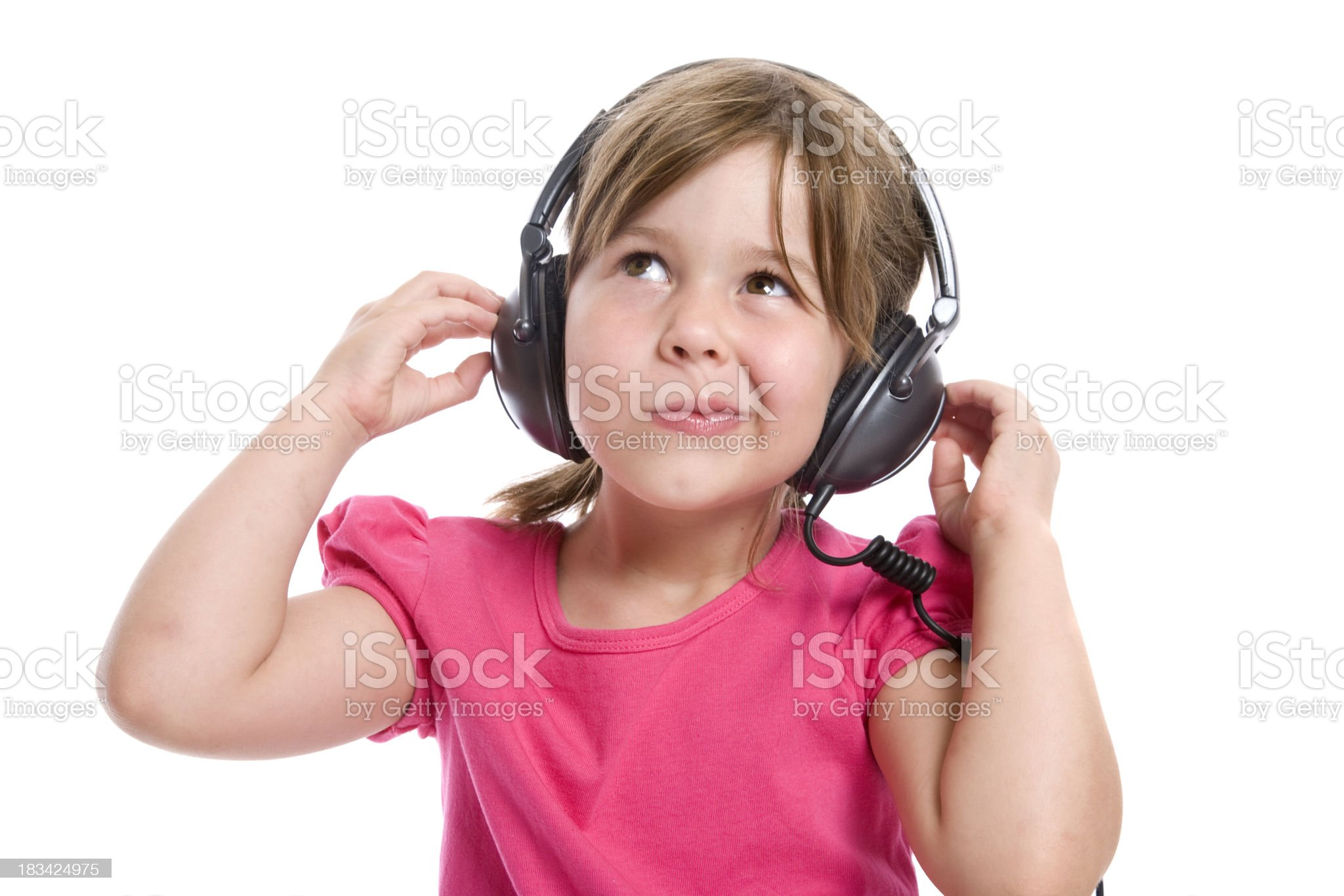 Interesting Sounds royalty-free stock photo