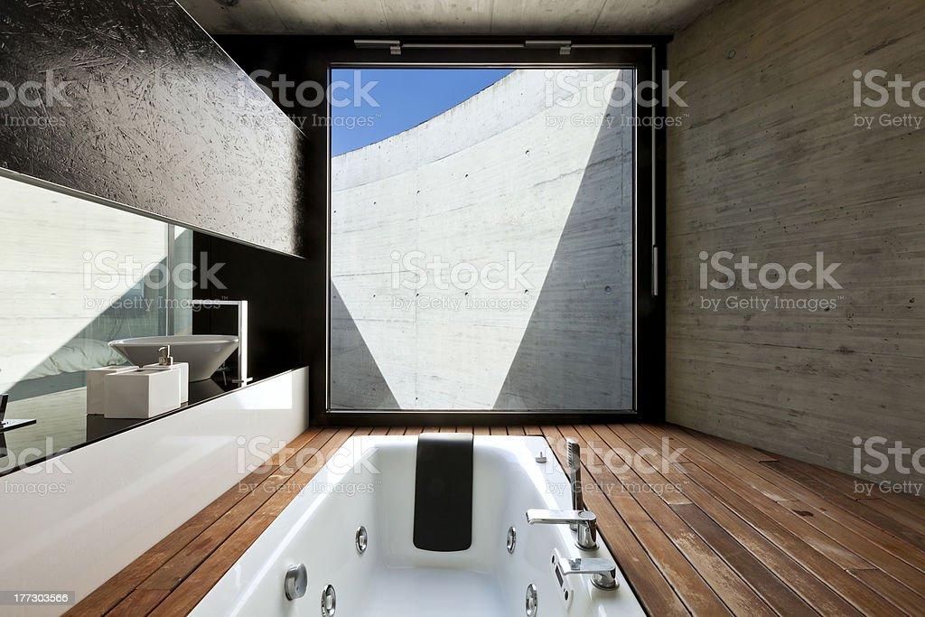 interior, bathroom royalty-free stock photo