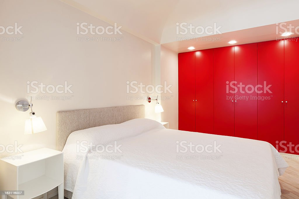 Interior, beautiful apartment royalty-free stock photo