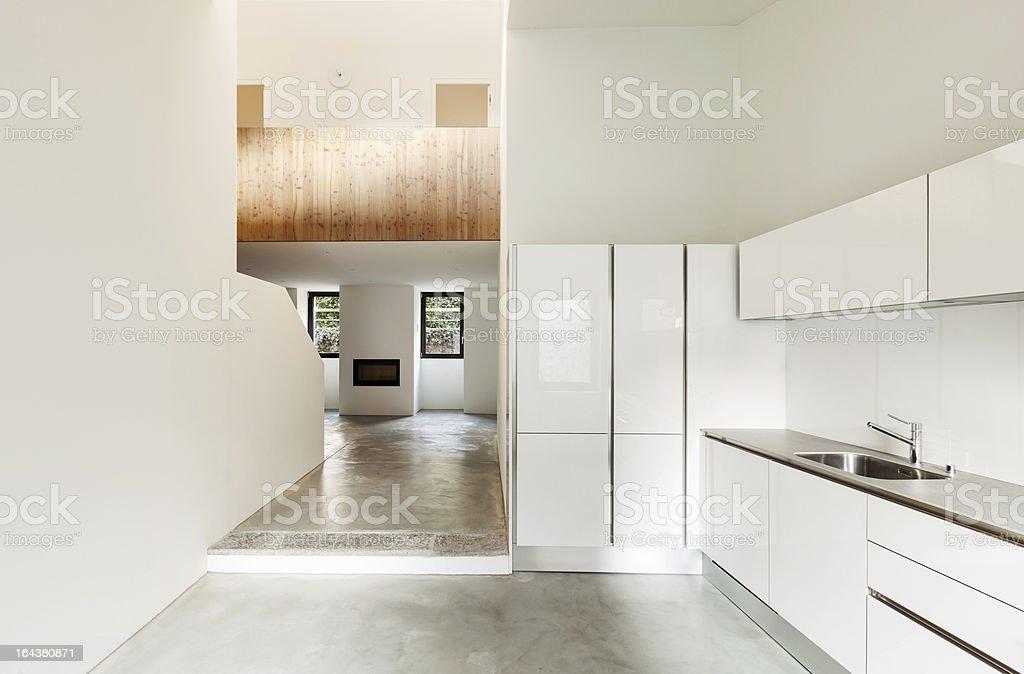 interior beautiful house royalty-free stock photo