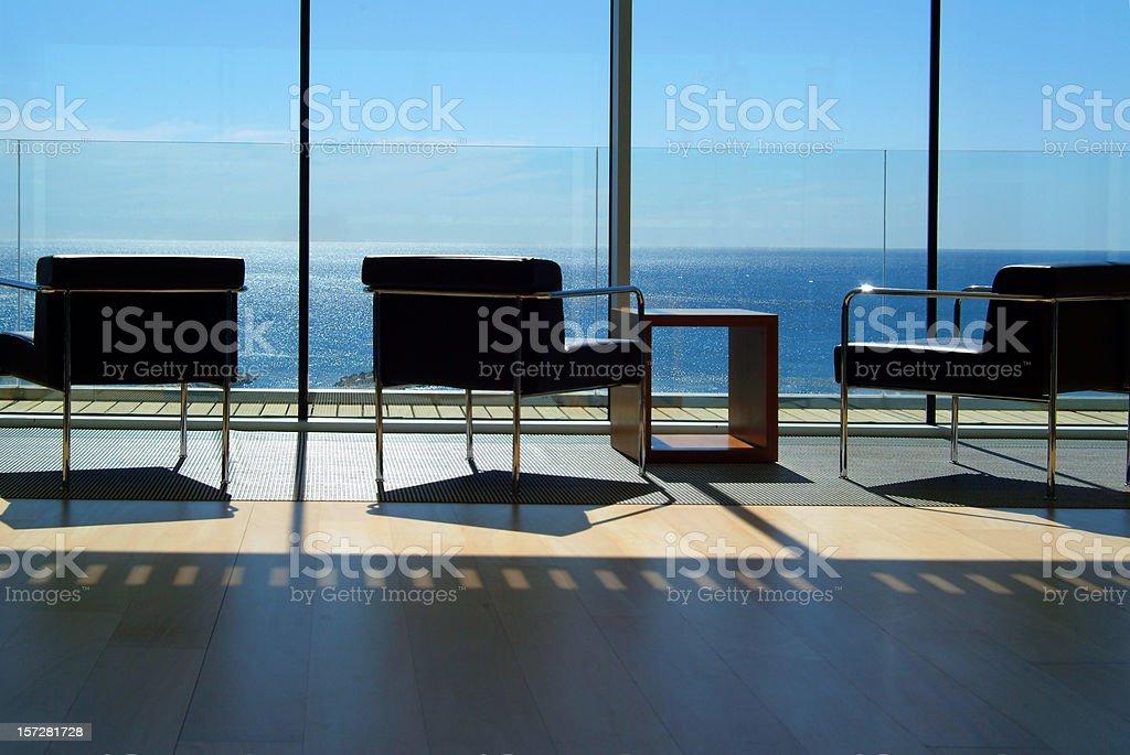 Interior belvedere royalty-free stock photo