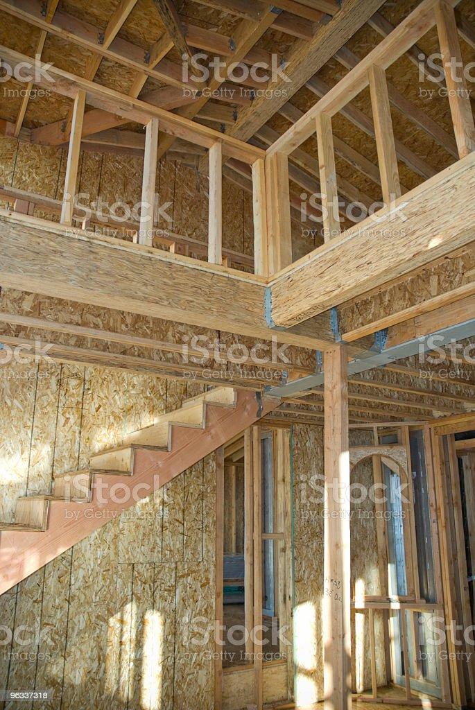 Interior Construction royalty-free stock photo