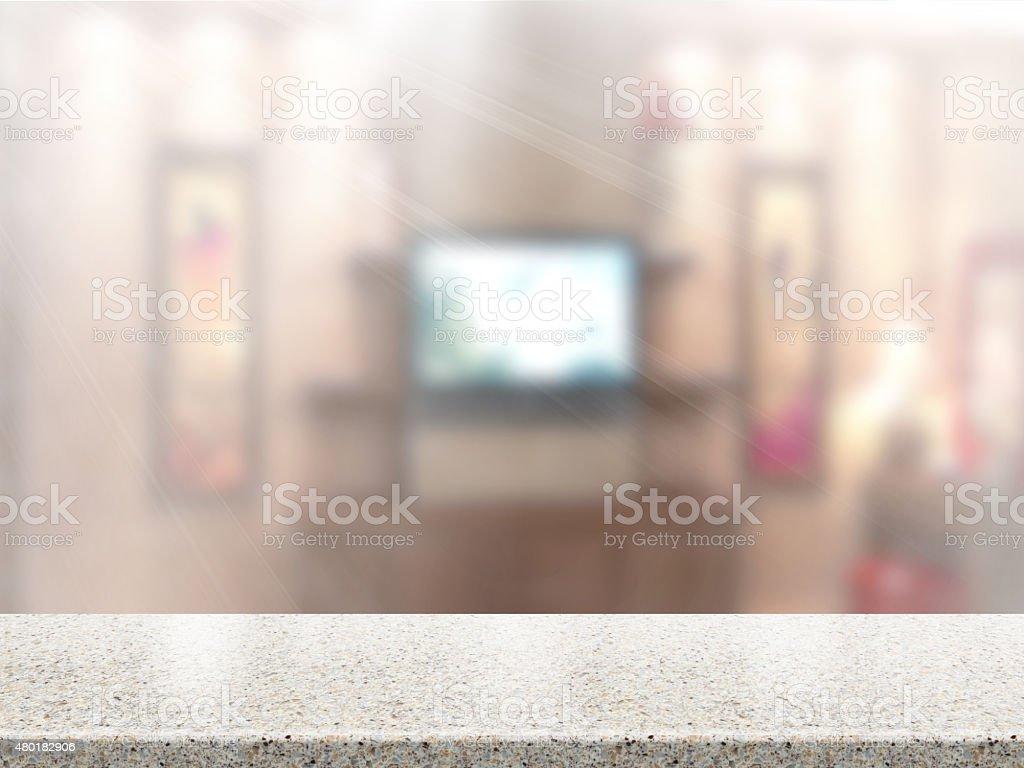 design d'intérieur: Grande chambre moderne photo libre de droits