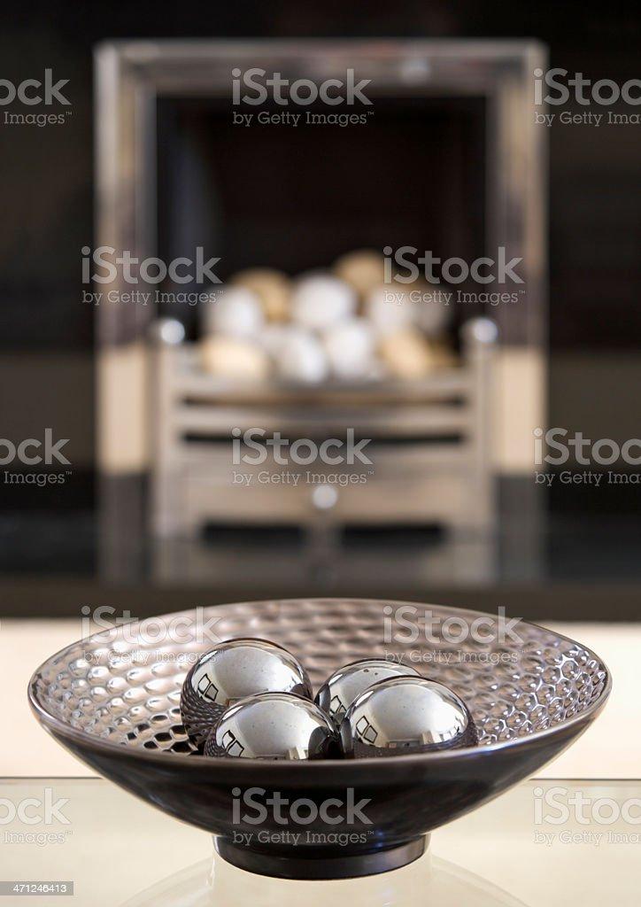 Interior Design elements royalty-free stock photo