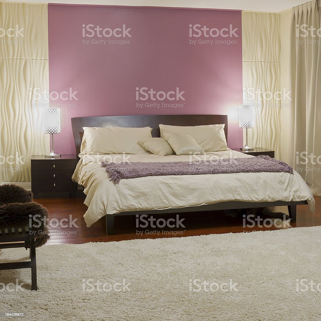 Interior design royalty-free stock photo