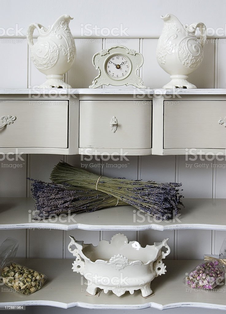 Interior design shop stock photo