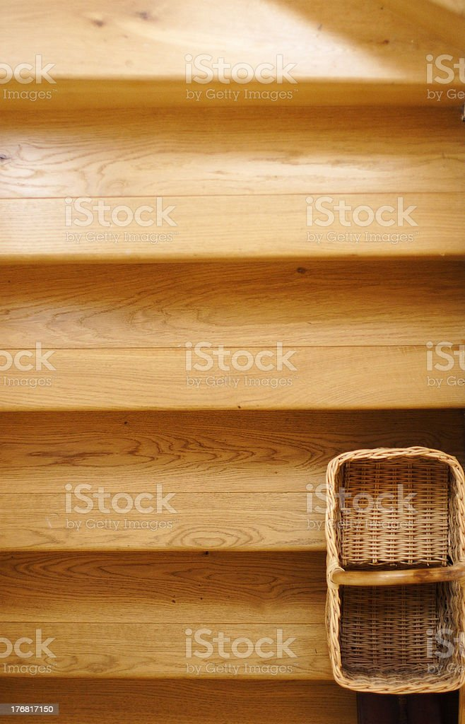 interior detail from refurbished home royalty-free stock photo