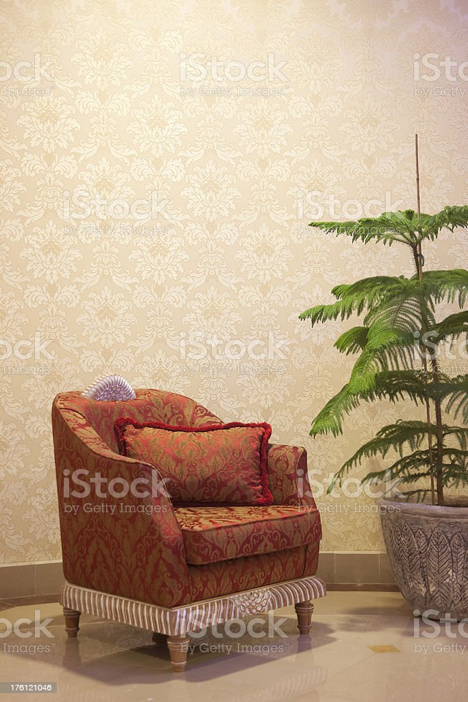 Interior image royalty-free stock photo