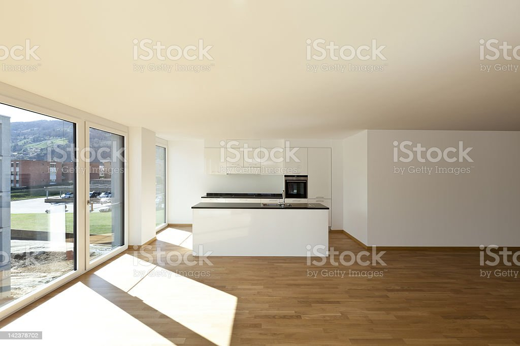 interior, kitchen royalty-free stock photo