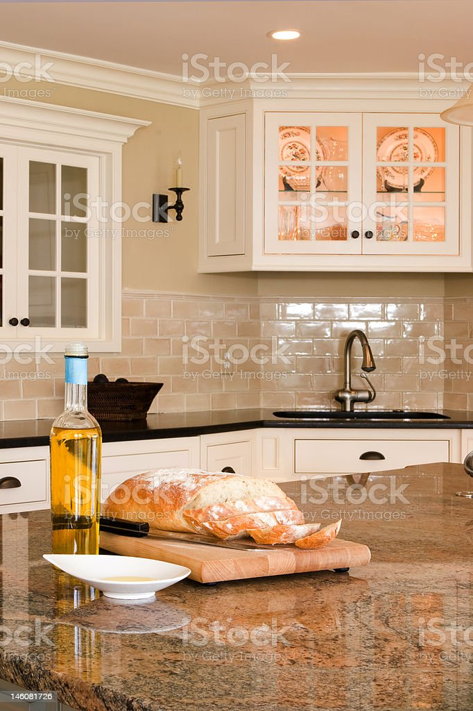 interior kitchen royalty-free stock photo