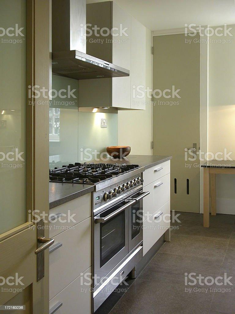 Interior - Kitchen royalty-free stock photo