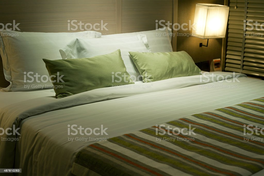 Interior luxury hotel royalty-free stock photo