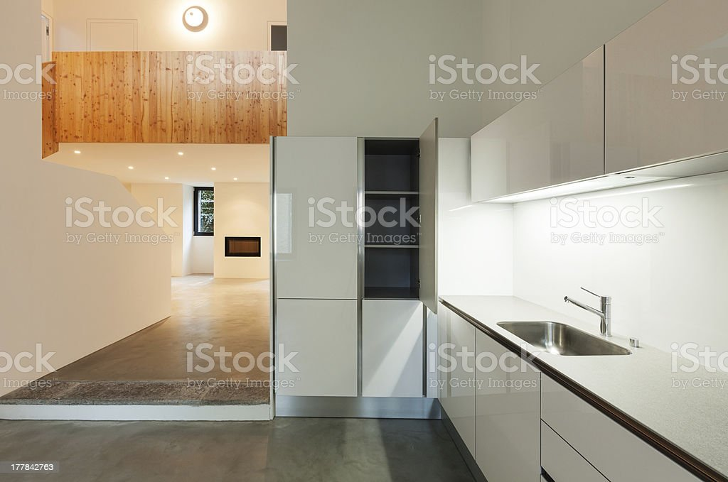 interior, modern design royalty-free stock photo