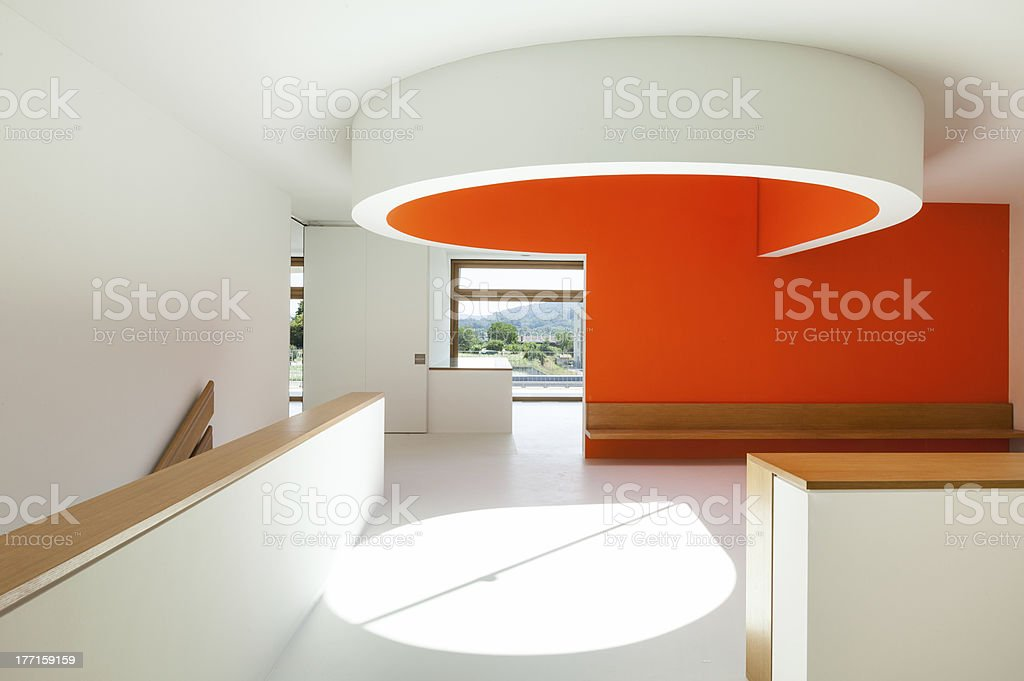 interior, modern school royalty-free stock photo
