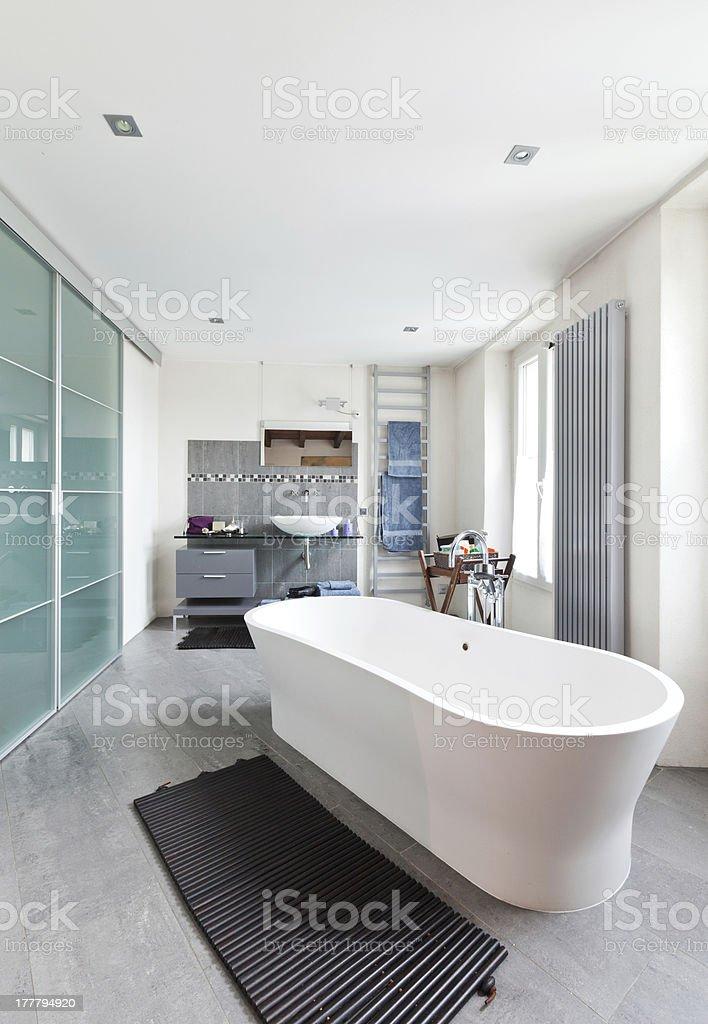 interior of beauty house royalty-free stock photo
